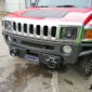Силовой бампер Hummer H3